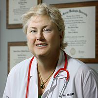 Mary P. Hogan, M.D.